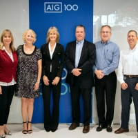 AIM Alumni at AIG